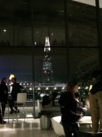 The Shard, South of the Thames