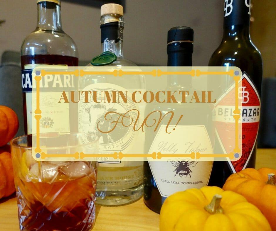autumn-cocktail-fun on What's Katie Doing? blog