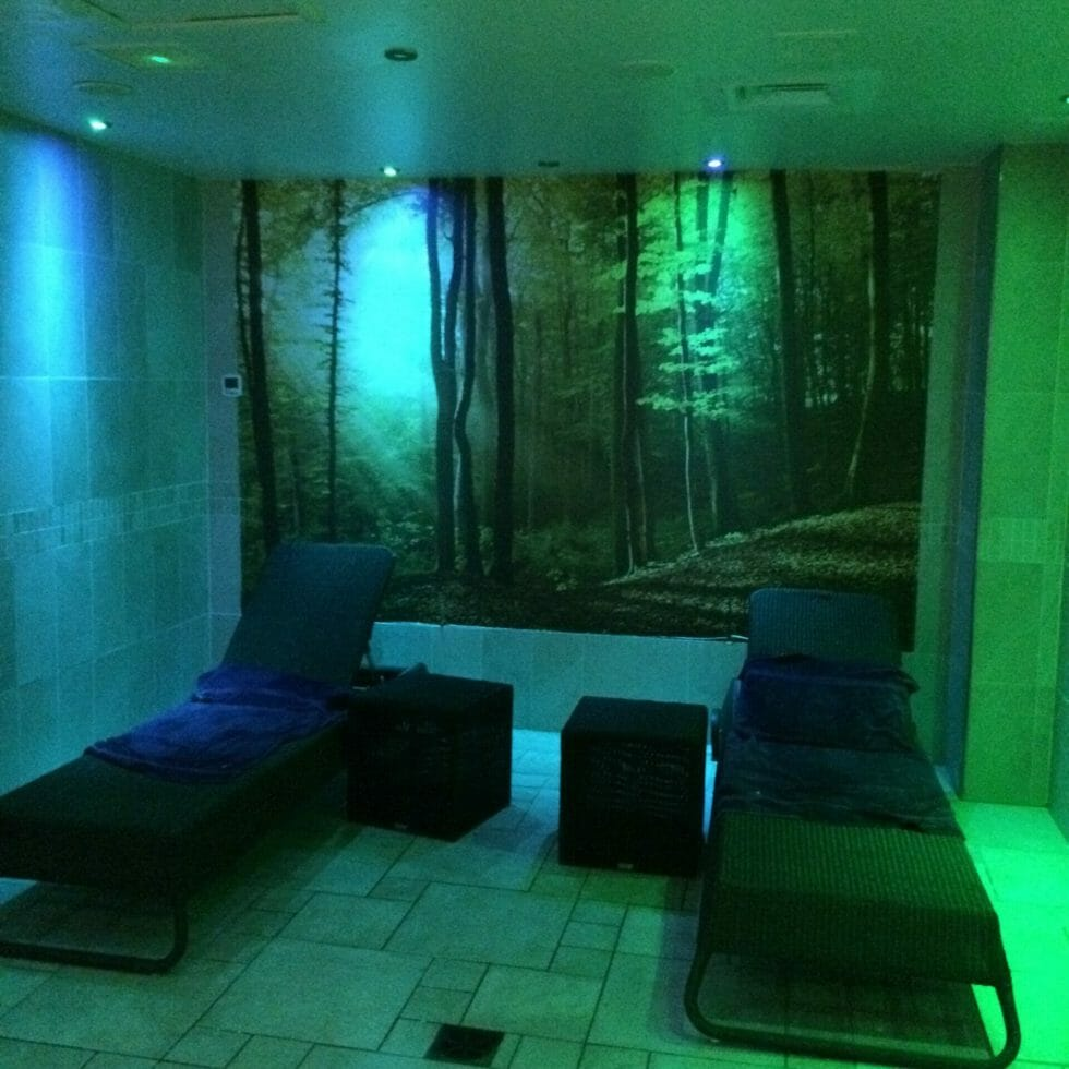 Spa day at London Beach Hotel on What's Katie Doing? blog