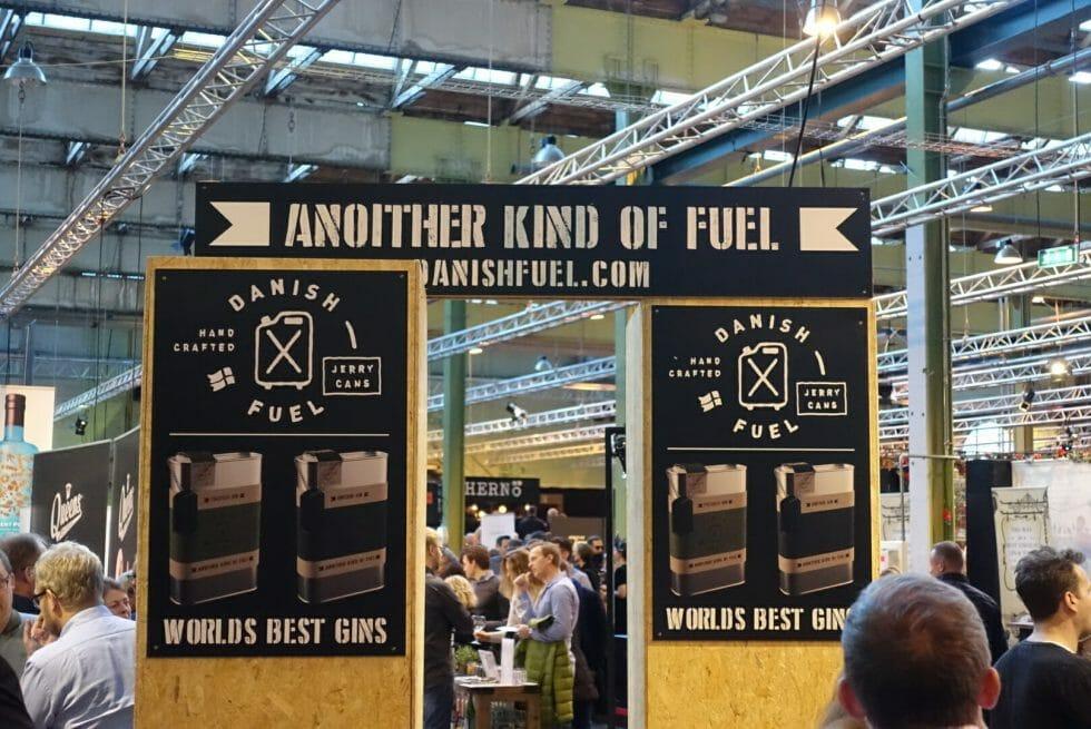 Danish Fuel gin posters