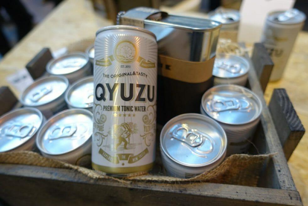 Qyuzu Yuzu tonic water