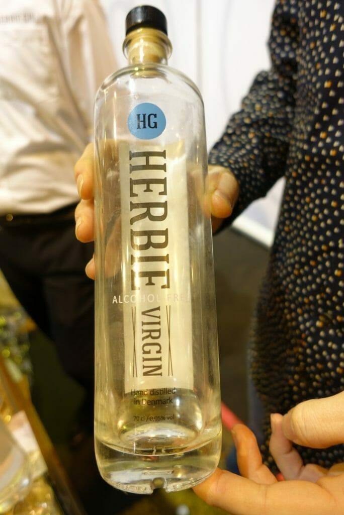 Herbie virgin - alcohol free spirit