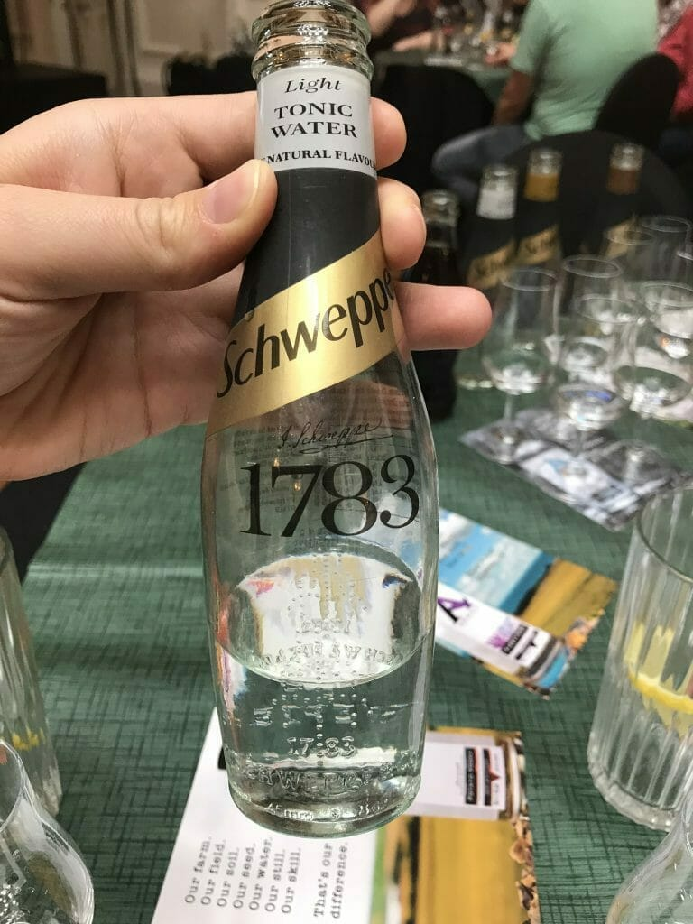 I loved trying this new Light tonic from Schweppes 1783 premium range