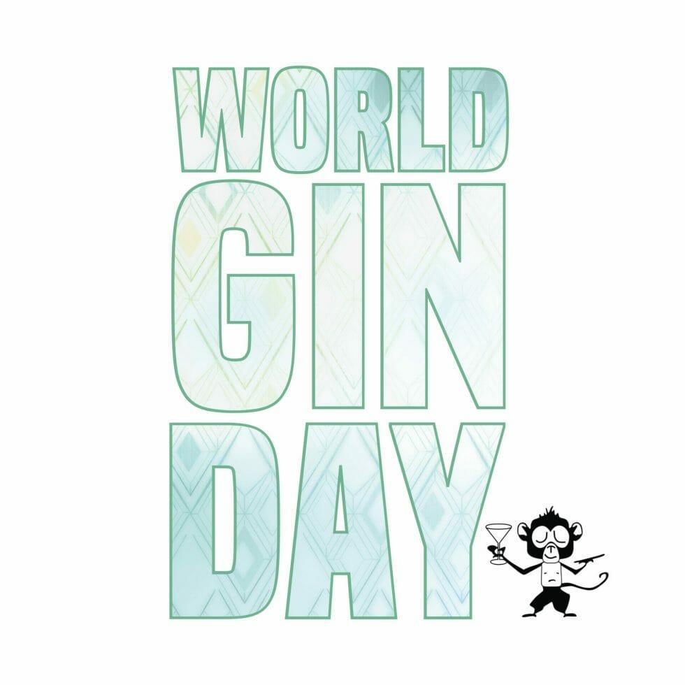 World Gin Day run by Gin Monkey, Emma Stokes