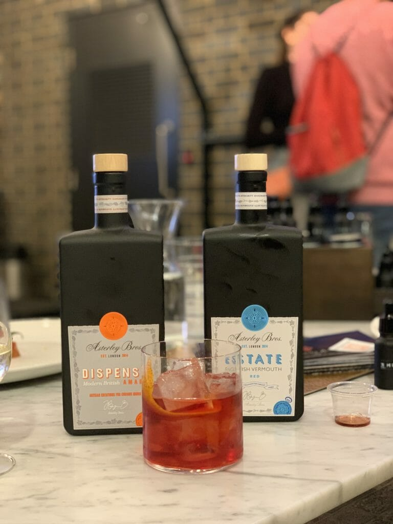 Asterley Brother's vermouth