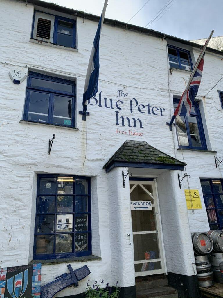 The Blue Peter Inn pub