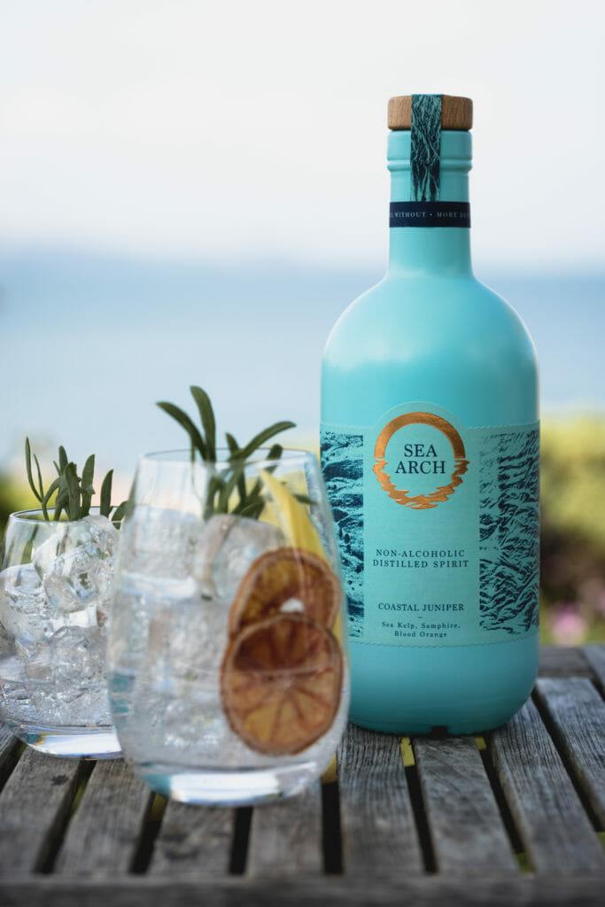 Sea Arch distilled 'spirit'