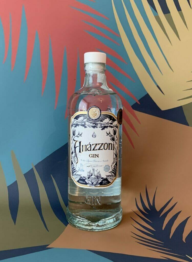 Amazzoni Brazilian Gin