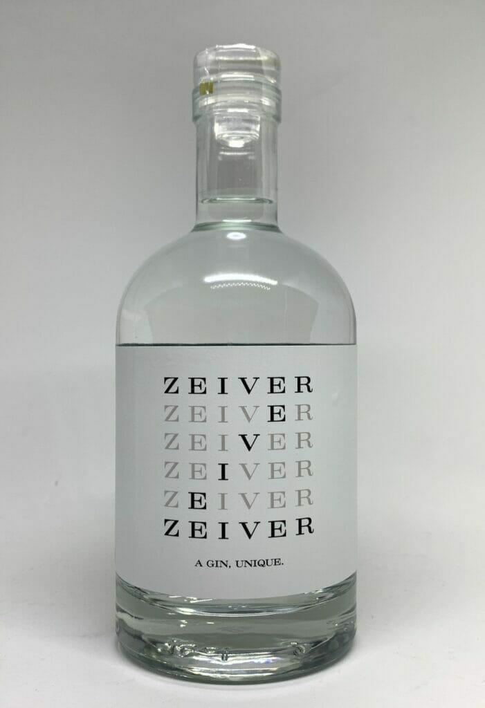 Zeiver gin - white label